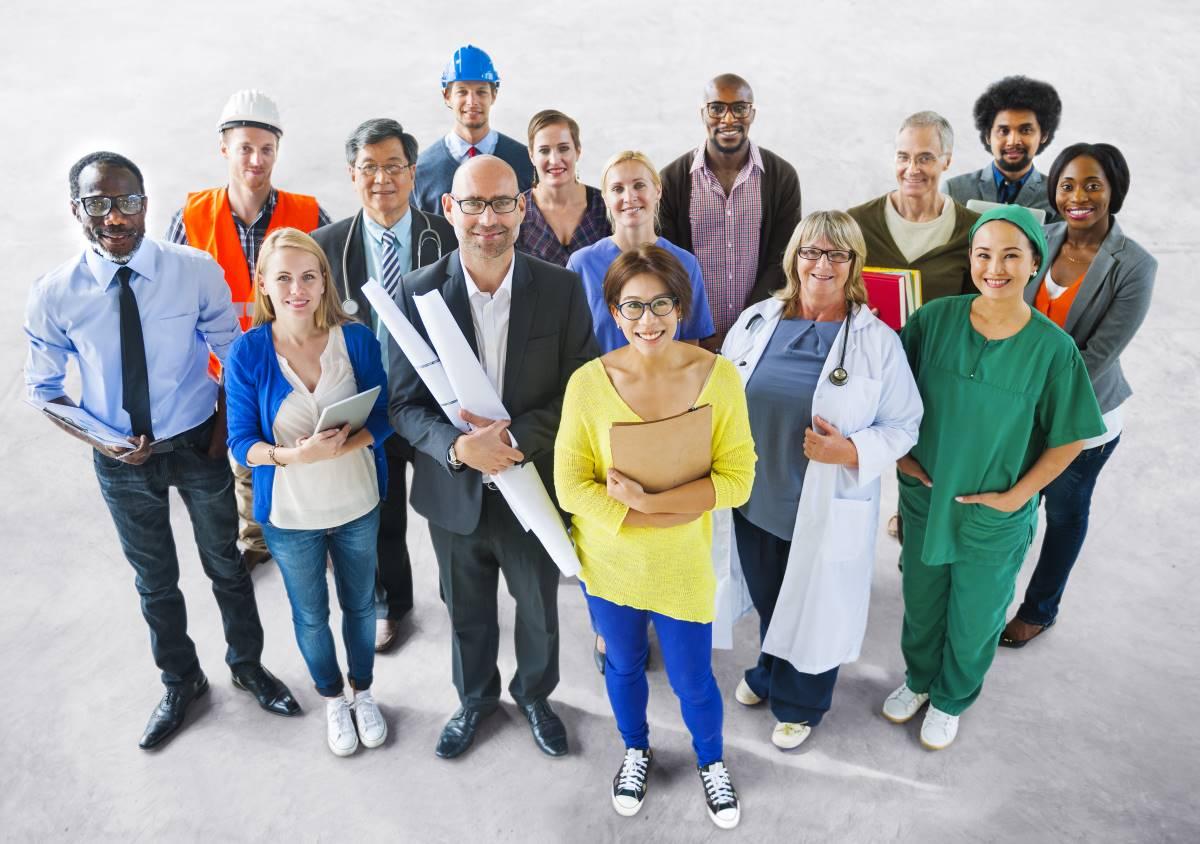 Nhu cầu nhân lực cho các ngành nghề có thể khác nhau giữa các tỉnh bang của Canada
