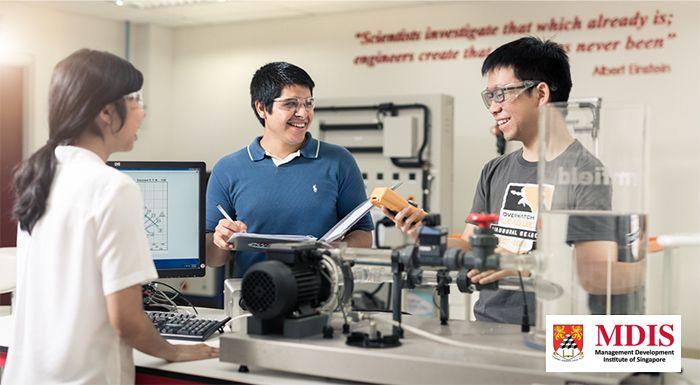 Ngành robotic tại MDIS