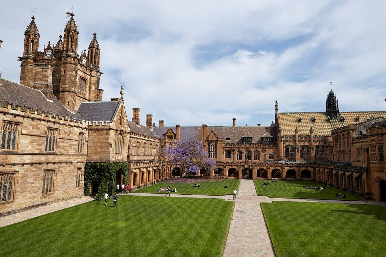 Học bổng Đại học Sydney 2021