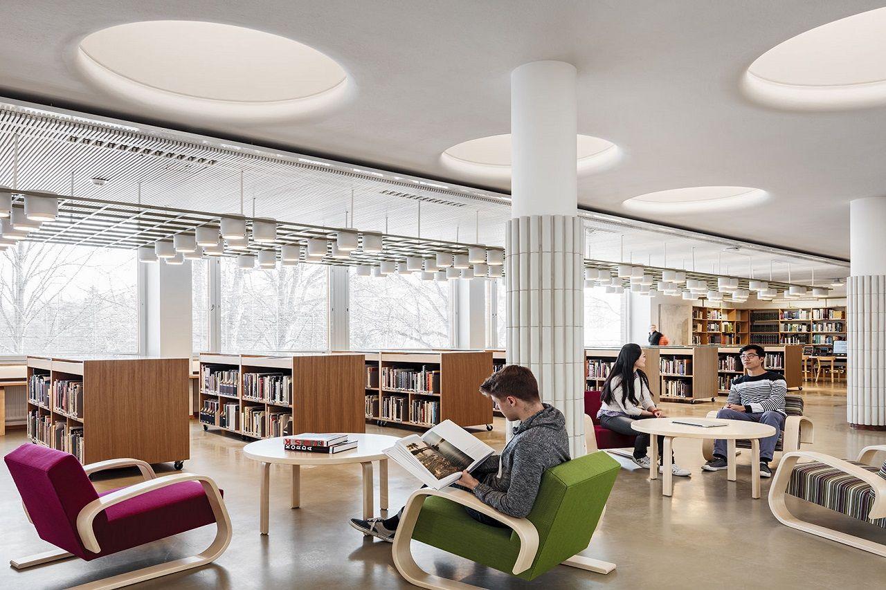 Trung tâm học tập tại Đại học Aalto