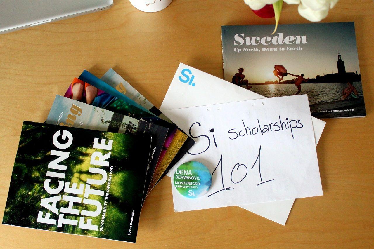 Học bổng Viện Thụy Điển bao gồm cả học phí và trợ cấp chi phí sinh hoạt hàng tháng