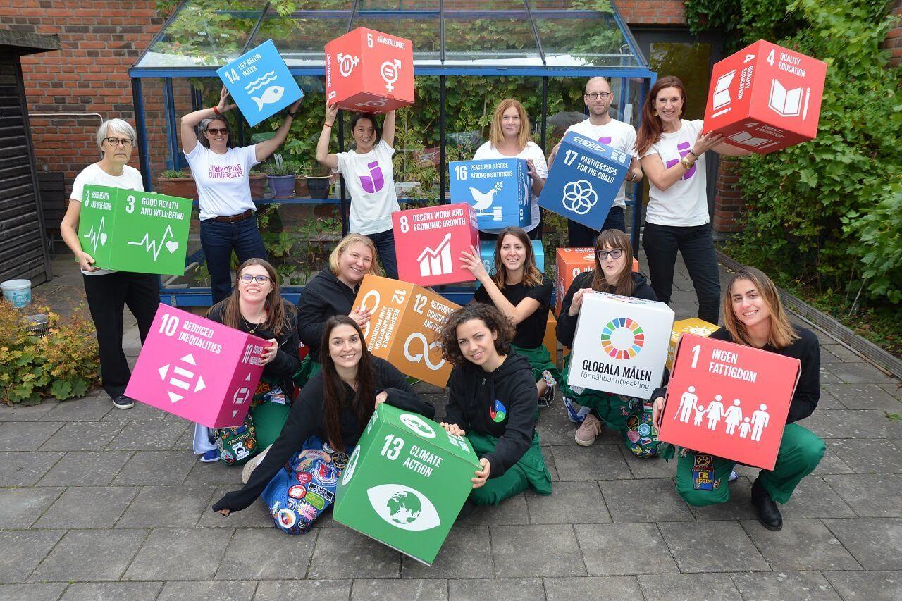 Đại học Jonkoping chú trọng tính bền vững. Trường tổ chức ngày hội bền vững hàng năm với nhiều hoạt động thú vị và bổ ích