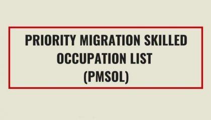 Nghề nghiệp ưu tiên của Úc