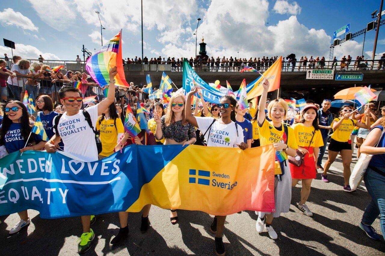 Niềm tin rằng mọi người đều mang đến những đóng góp giá trị góp phần làm nên danh tiếng của Thụy Điển như một trong những quốc gia bình đẳng nhất thế giới