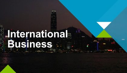 Ngành kinh doanh quốc tế tại Úc