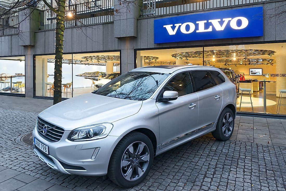 """Có thể ví Volvo như """"thương hiệu quốc dân"""" của Thụy Điển"""