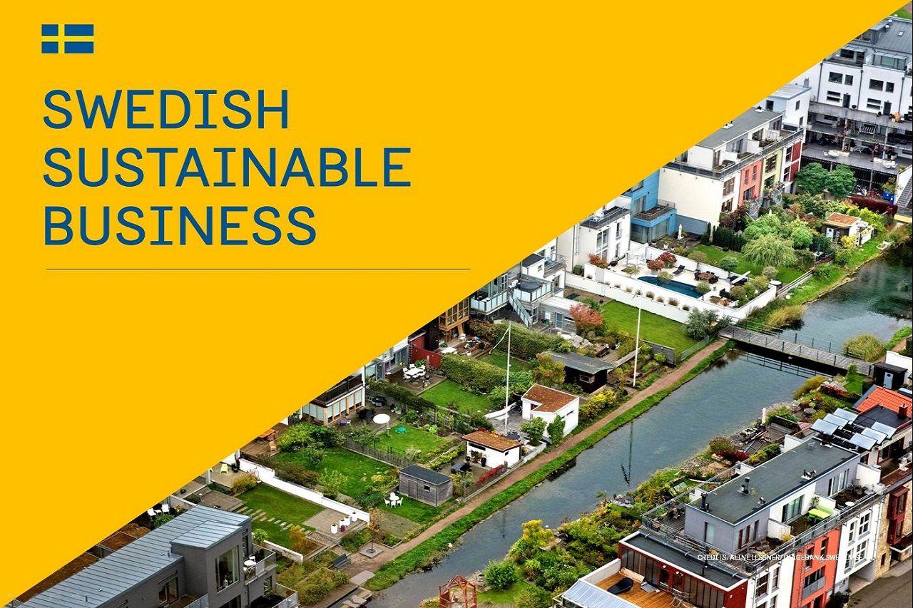 Bền vững là mục tiêu phát triển luôn được ưu tiên tại Thụy Điển