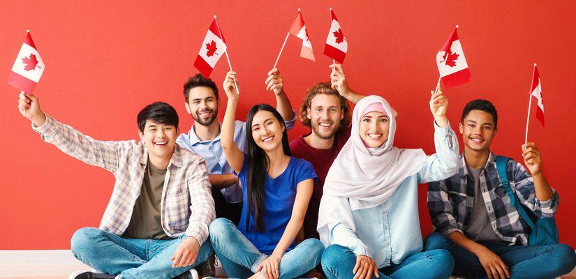 Canada khuyến khích và tạo điều kiện cho sinh viên quốc tế xây dựng cuộc sống lâu dài tại xứ lá phong
