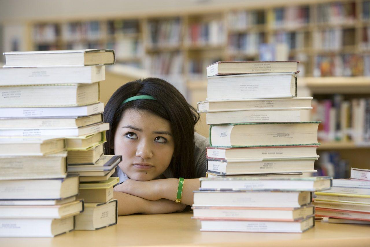 Thiếu các kỹ năng có thể khiến sinh viên gặp khó khăn trong môi trường học thách thức ở những trường danh tiếng