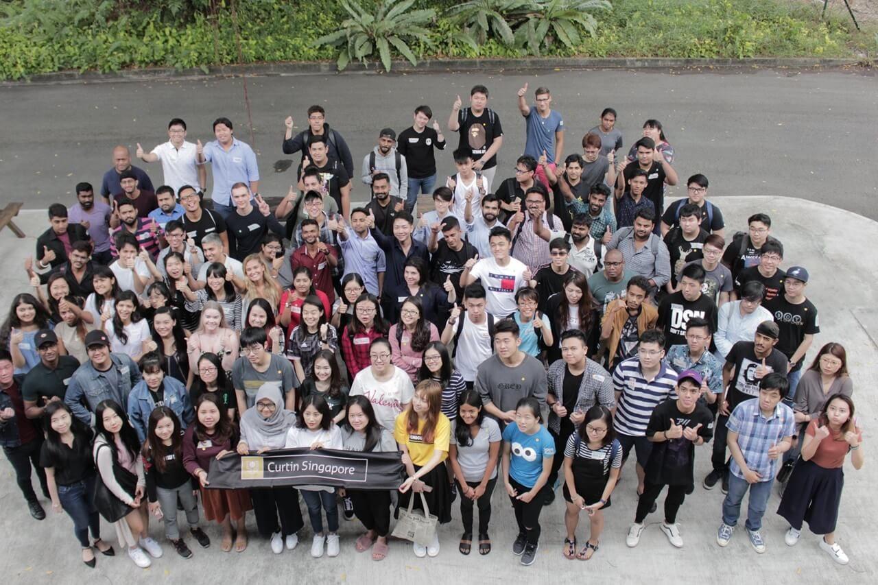 Đại học Curtin Singapore 2021