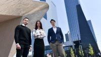 Sinh viên Trường Kinh doanh Rotterdam