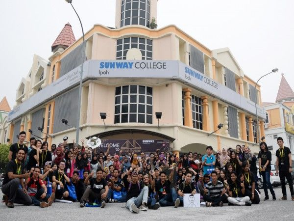 Học bổng 100% Sunway College Ipoh