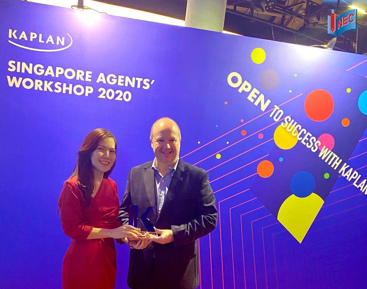 Kaplan Singapore 2021