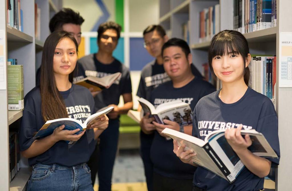 Học bổng Kaplan Singapore 2021