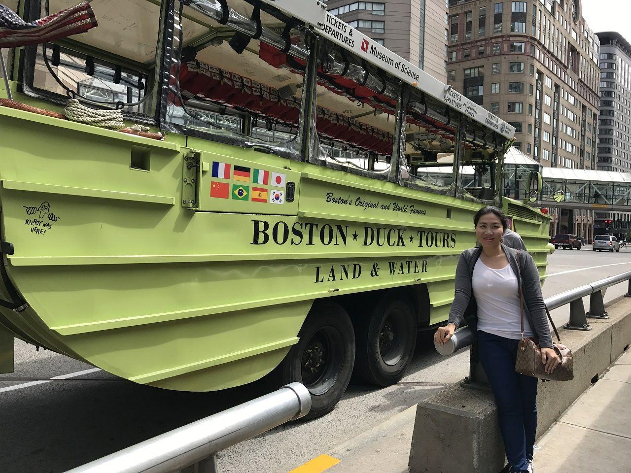 Đại diện INEC thăm các trường, địa điểm tại Mỹ trong đó Boston, theo lời mời của các trường năm 2017