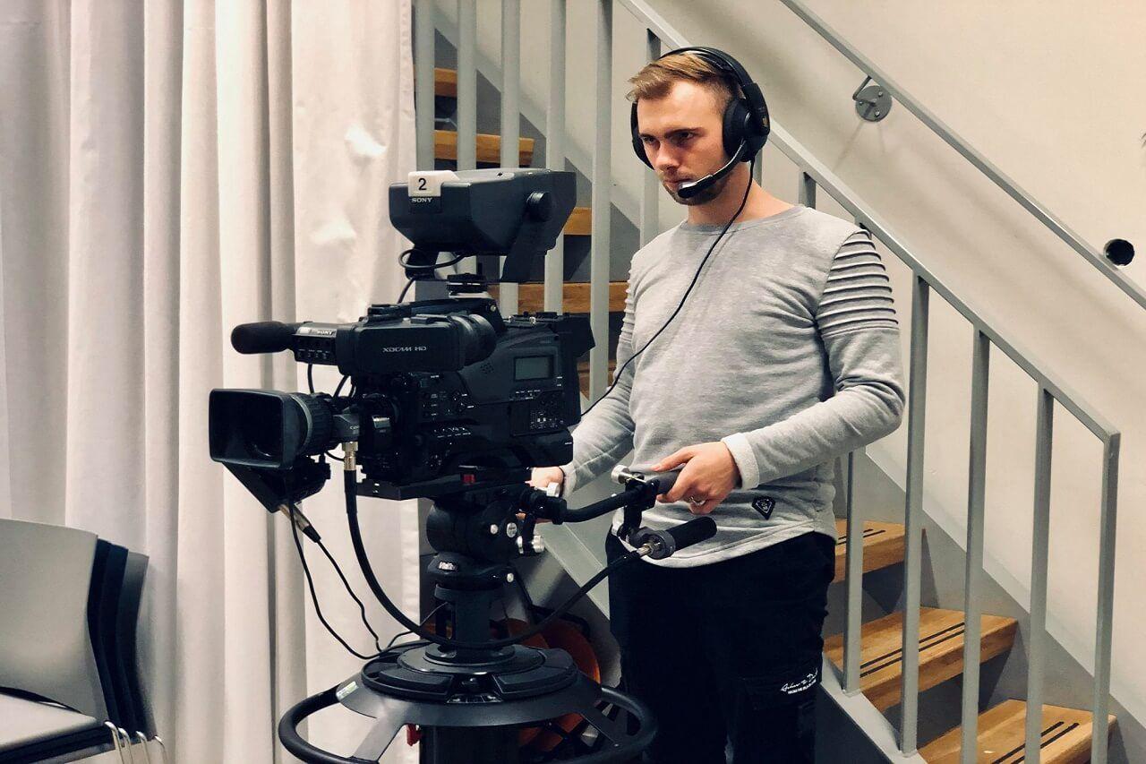 Ngành kinh doanh sáng tạo NHL Stenden
