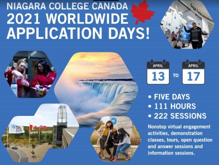 Niagara tổ chức tuần lễ ghi danh toàn cầu với nhiều sự kiện và ưu đãi hấp dẫn cho sinh viên