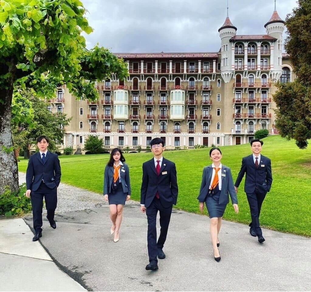 Trường quản trị hospitality SHMS