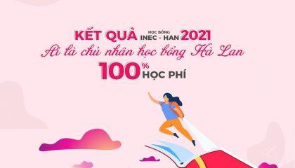 Học bổng HAN-INEC 2021