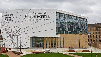 Học bổng Đại học Huddersfield