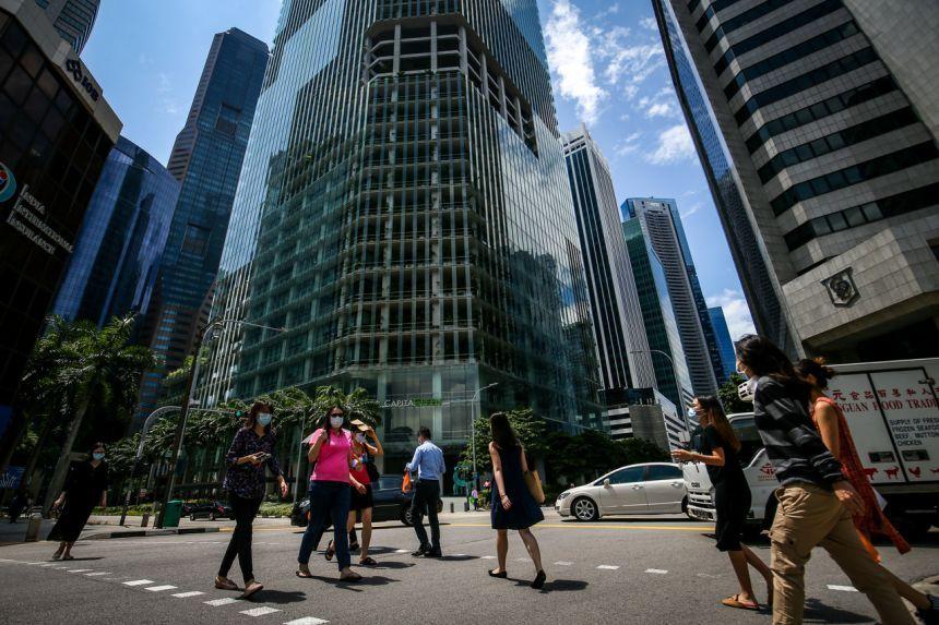 """Singapore bước đầu đạt mục tiêu kép """"vừa chống vừa phát triển kinh tế"""" và tạo ra nhiều việc làm mới"""