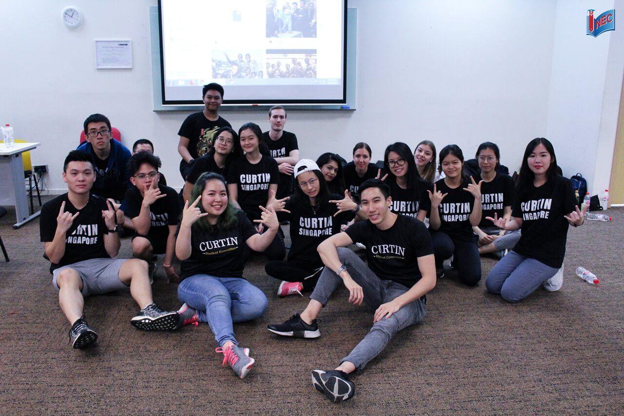 Học bổng Curtin Singapore 2021
