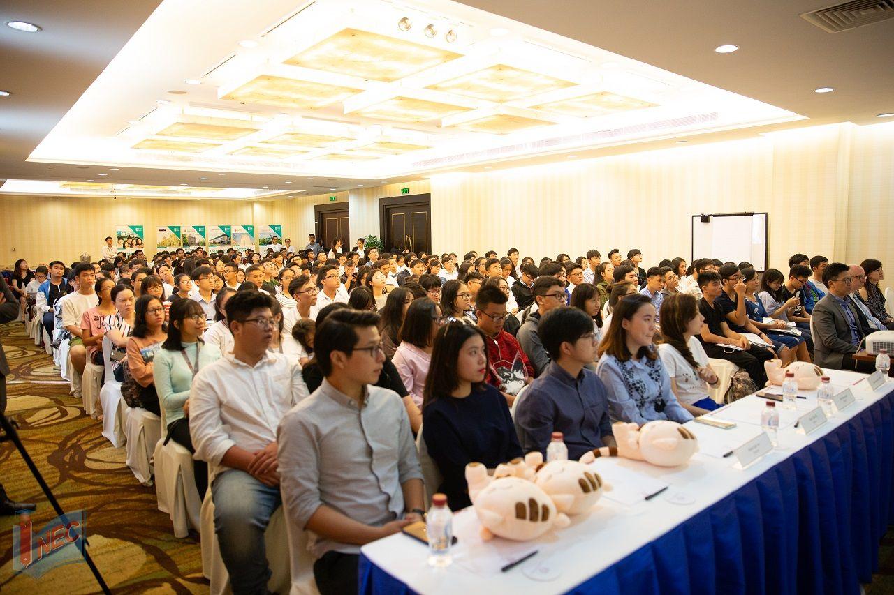 SIM Open Day tổ chức thành công tốt đẹp trong 3 năm liên tiếp với sự quan tâm đặc biệt từ quý phụ huynh và học sinh