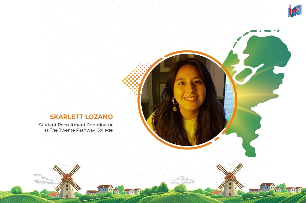 Navitas Hà Lan - Ms. Skarlett Lozano