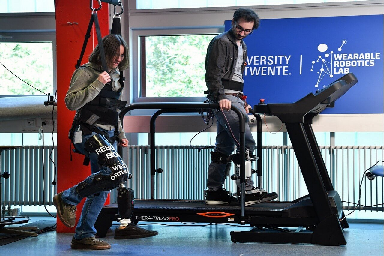 Robotics Đại học Twente