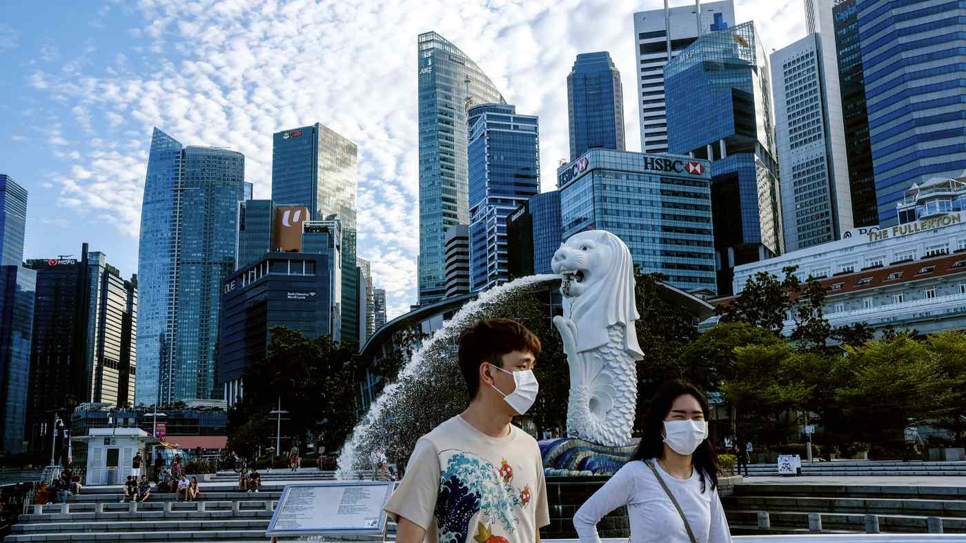 Du học Singapore mùa Covid