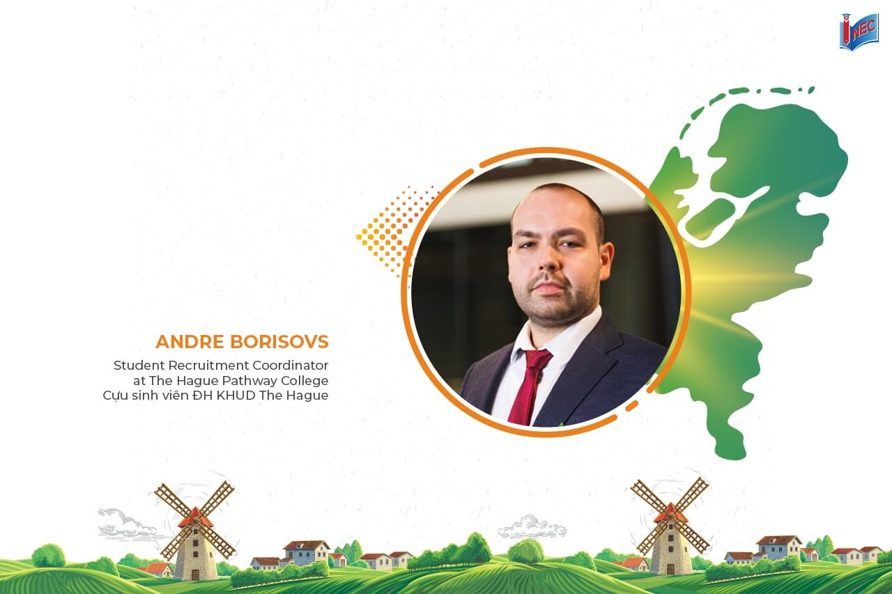 Navitas Hà Lan - Mr. Andre Borisovs