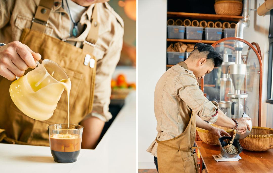 Người Việt và phong cách cà phê phục vụ thực khách ở Seattle