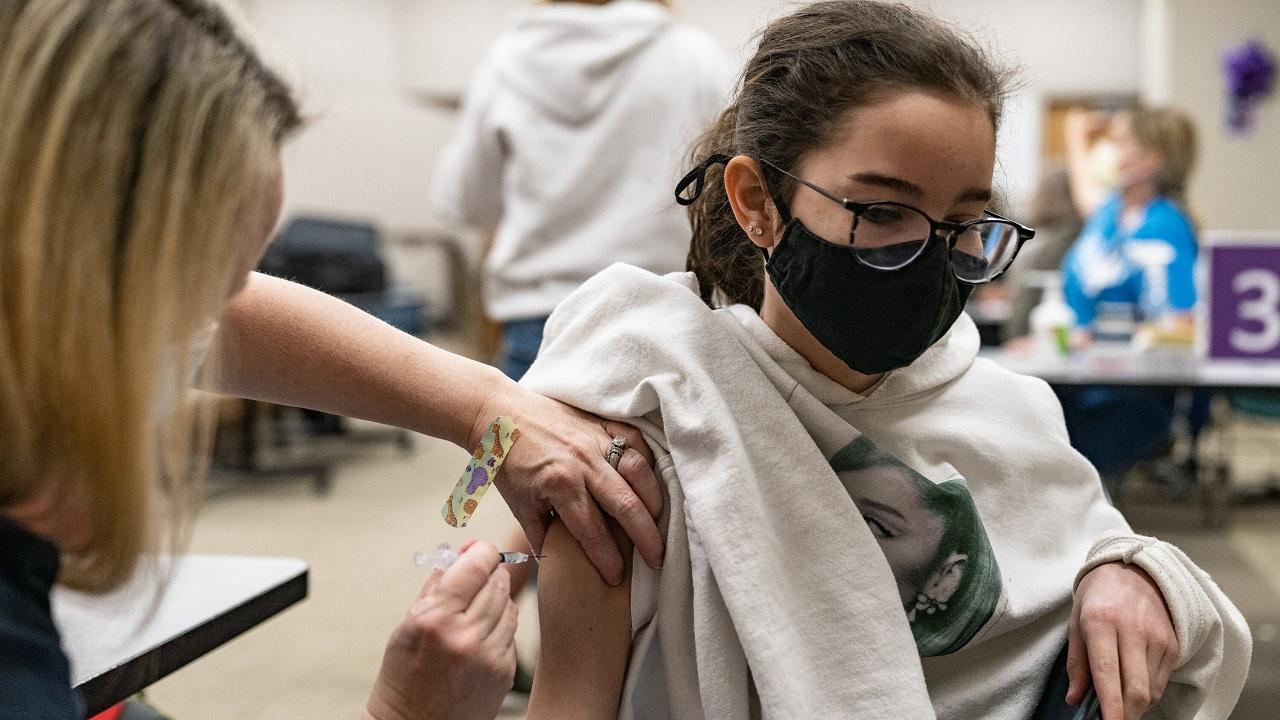 Nước Mỹ vẫn đang tích cực thúc đẩy chiến dịch tiêm chủng vaccine