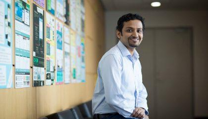 Phó giáo sư Akshat Kumar Đại học SMU