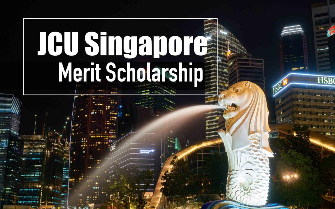 Cơ hội học bổng 100% cho học sinh khi đăng ký kỳ 11/2021 của Đại học James Cook (JCU) Singapore