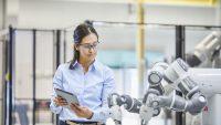 Ngành robot và tự động hóa