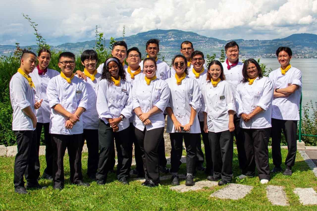 Học bổng du học Thụy Sĩ ngành hospitality