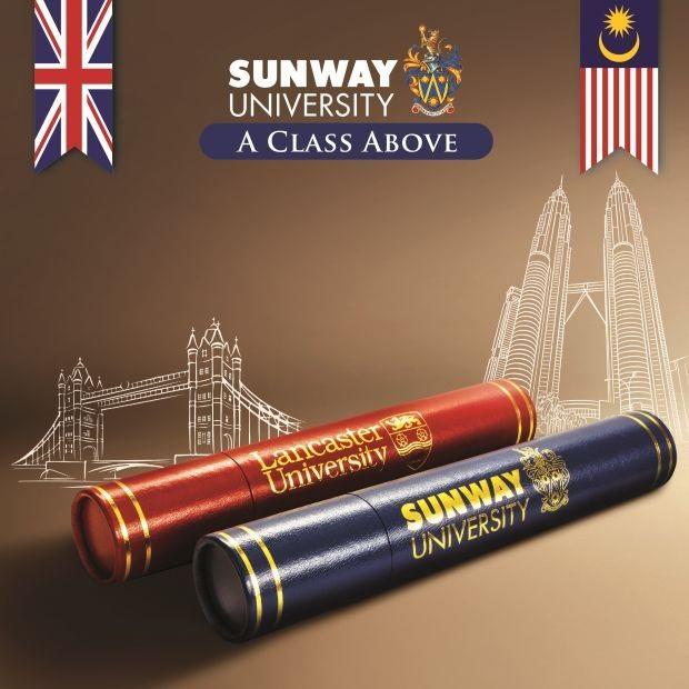 Đại học Sunway vừa kỷ niệm 15 hợp tác với Đại học Lancaster – Top 10 đại học tốt nhất nước Anh